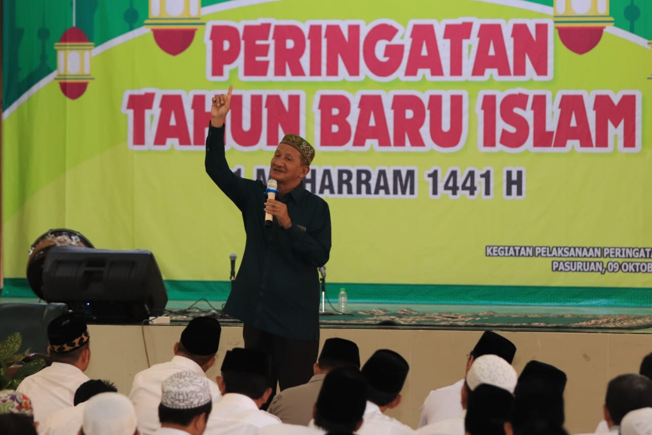 PERINGATAN TAHUN BARU ISLAM 1 MUHARRAM 1441 HIJRIAH
