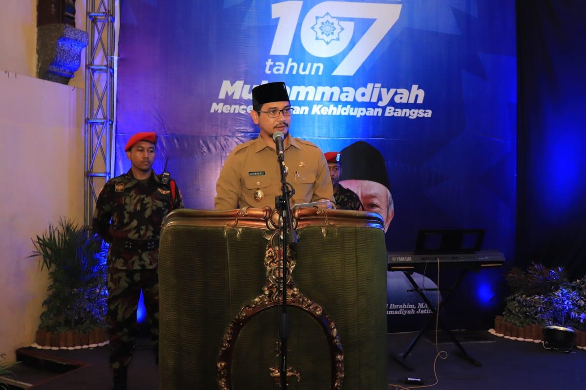RESEPSI MILAD PENGURUS DAERAH MUHAMMADIYAH KE 107