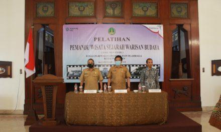 Plt. ASISTEN PEMERINTAHAN MEMBUKA PELATIHAN PEMANDU WISATA SEJARAH DAN WARISAN BUDAYA