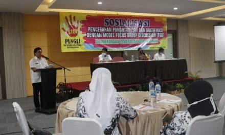 Pemerintah Kota Pasuruan Sosialisasi Pencegahan Pungutan Liar Dan Gratifikasi Dengan Model Focus Group Discussion (FGD) Di Lingkungan Pemerintah Kota Pasuruan