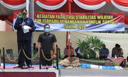 Jelang Pilkada, Pjs. Wali Kota Pasuruan Tekankan Upaya Pencegahan Konflik Sosial Di Masyarakat