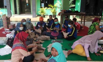 Bantu Korban Banjir, Dua Kelurahan di Kota Pasuruan Dirikan Dapur Umum