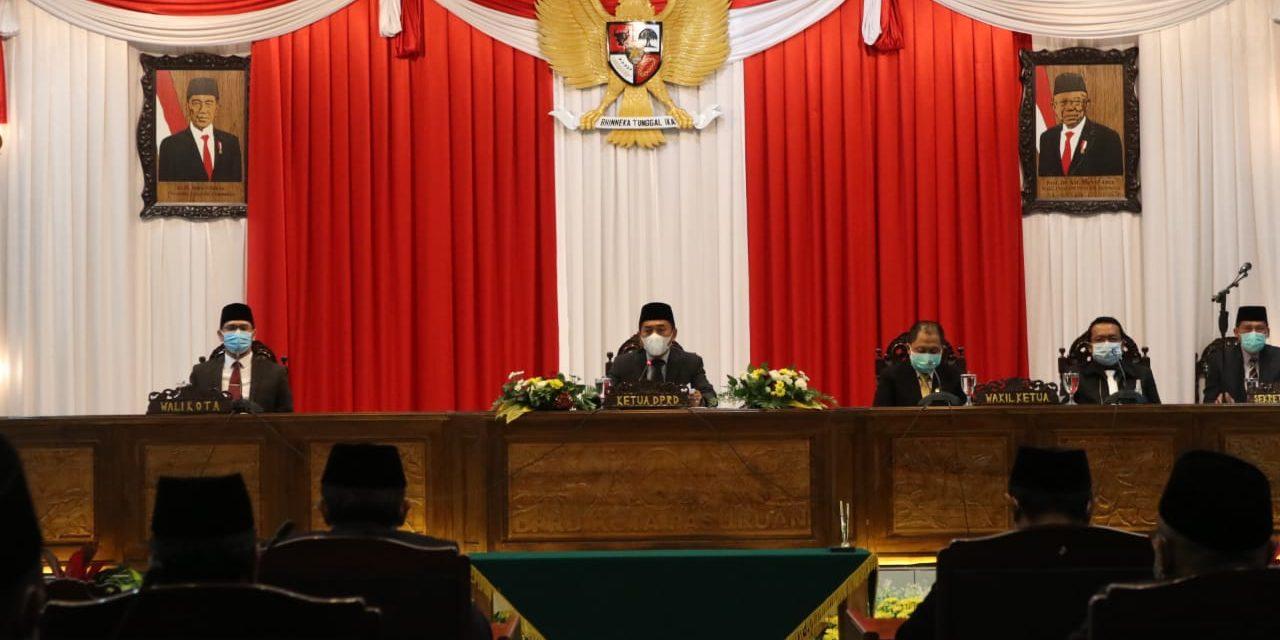 DPRD Kota Pasuruan Umumkan Penetapan Paslon Terpilih dan Akhir Masa Jabatan Wali Kota Pasuruan