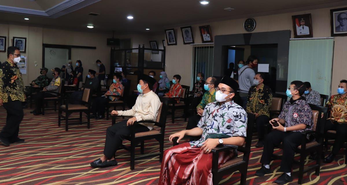 Enam Hari Setelah Divaksin, Kondisi Pejabat Publik dan Tenaga Kesehatan  di Kota Pasuruan Sehat