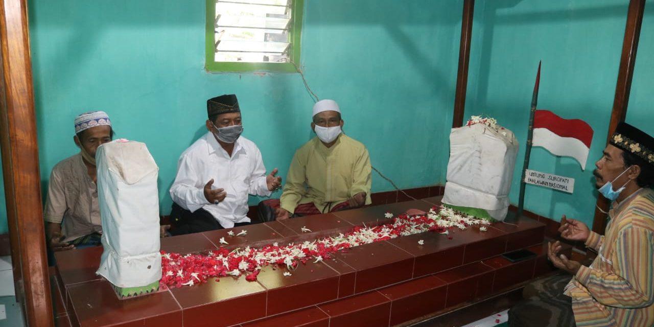 Bari'an Di Makam Untung Suropati, Tradisi Warga Menyambut HUT Kota Pasuruan