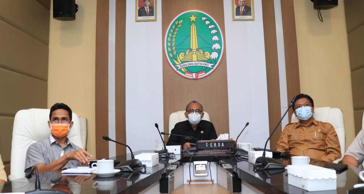 Bersama KPK, Kanwil BPN Jawa Timur Dorong Percepatan Sertifikasi Dan Pengamanan Aset Pemerintah Daerah