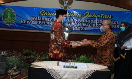 Pesan Raharto Teno Prasetyo Saat Akhiri Masa Jabatan  Sebagai Walikota Pasuruan