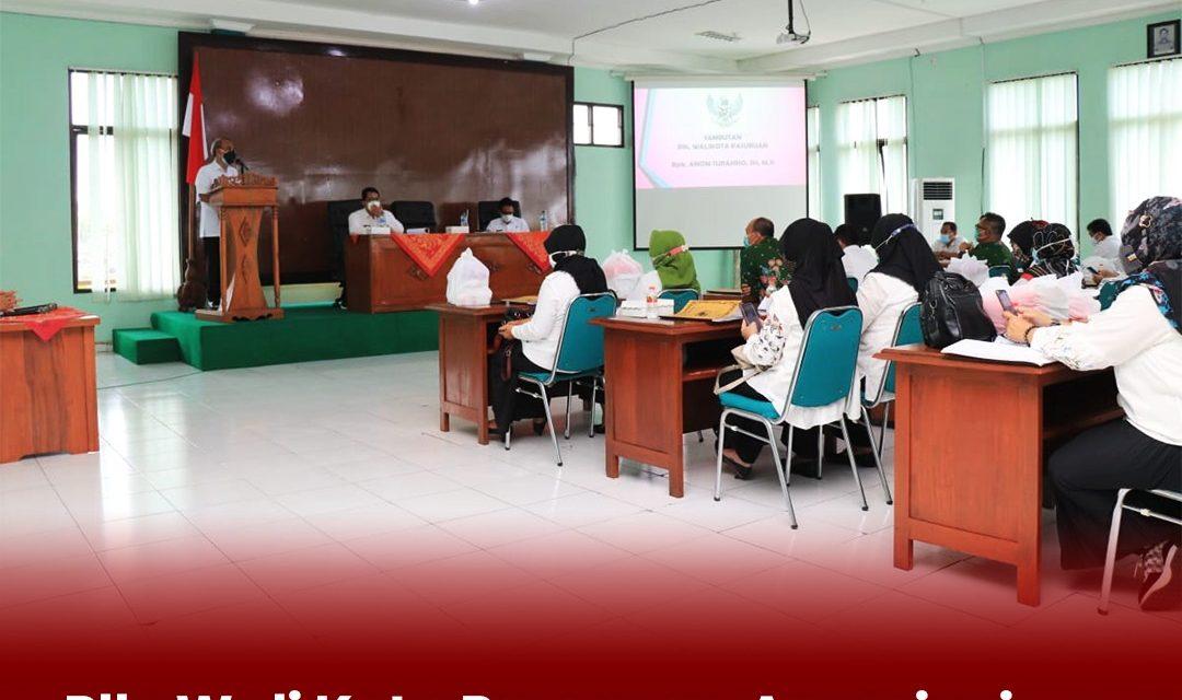 Plh. Wali Kota Pasuruan Apresiasi Pelaksanaan RAT KPRI Kota Pasuruan