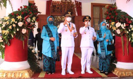 Dilantik Gubernur Jawa Timur, Saifullah Yusuf-Adi Wibowo Resmi Menjadi Wali Kota dan Wakil Wali Kota Psuruan Periode Jabatan 2021-2024