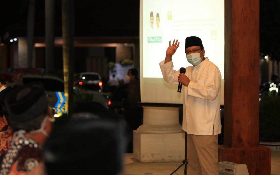 Pidato Perdana Wali Kota Pasuruan, Gus Ipul Sampaikan 3 Mandat