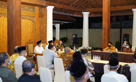 Wali Kota Pasuruan Kumpulkan Kepala OPD