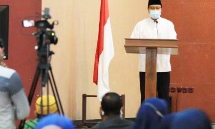 walikota pasuruan membuka pelaksanaan musyawarah perencanaan pembangunan rencana kerja pembangunan daerah kota pasuruan tahun 2022