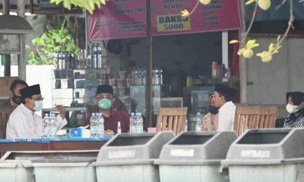 kunjungi fasilitas umum di kota pasuruan, gus ipul pastikan semua bersih dan layak