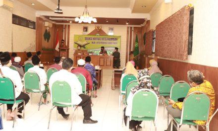 Buka Seleksi Huffadz Tingkat Provinsi, Mas Adi Berharap Hafidz Hafidzoh Di Kota Pasuruan Berkualitas