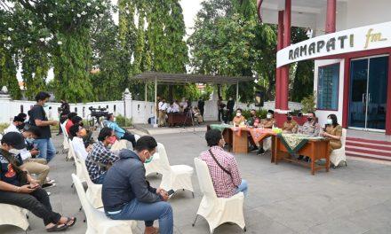 Sampaikan Perkembangan Covid-19 Di Kota Pasuruan, Pemkot Siapkan Empat Langkah Untuk Pulihkan Keadaan