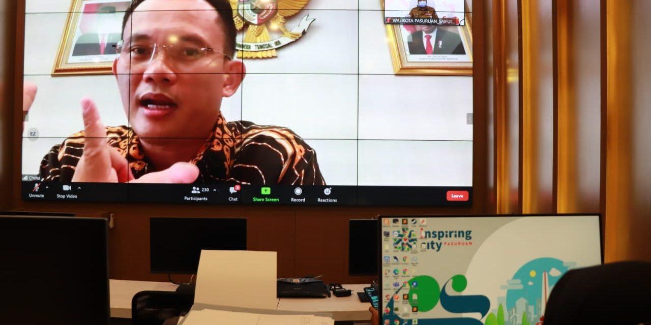Cegah Korupsi, Kepala KPK RI Berikan Pesan Khusus Pada Gus Ipul-Mas Adi Dan Seluruh Kepala Daerah Di Indonesia