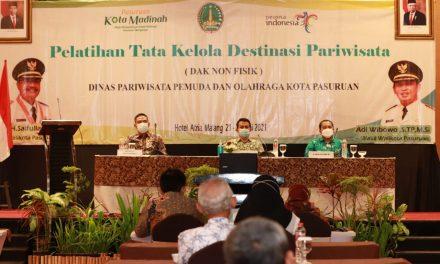 Tingkatkan Potensi Daerah Di Kota Pasuruan, 40 Warga Desa Sekargadung Dapat Pelatihan Tata Kelola Destinasi Wisata