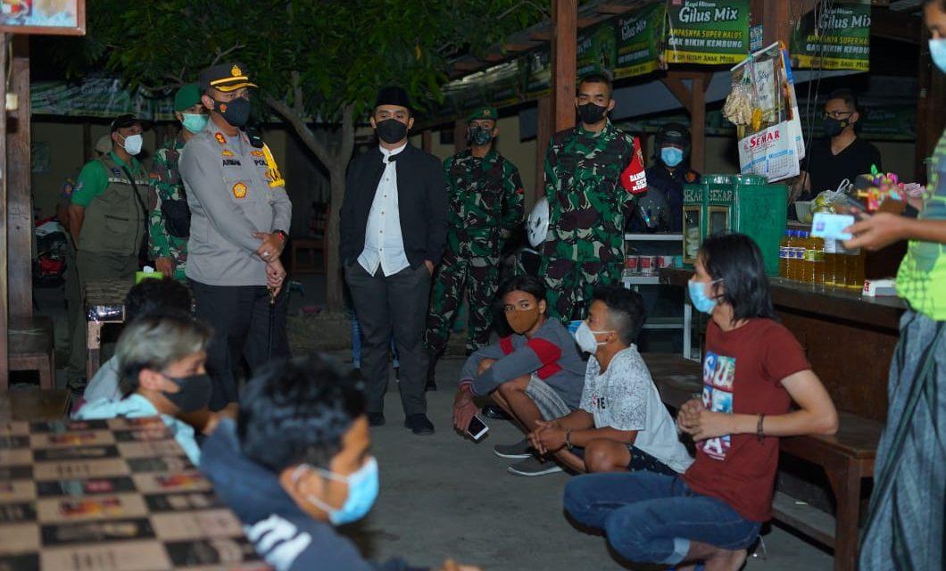 Satgas Covid Kota Pasuruan Temukan 2 Orang Positif Saat Sidak dan Swab On The Road