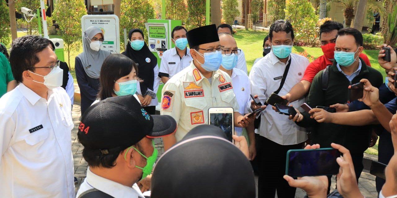 Pemerintah kota Pasuruan Menutup Sementara Layanan IGD RSUD dr. R. Soedarsono