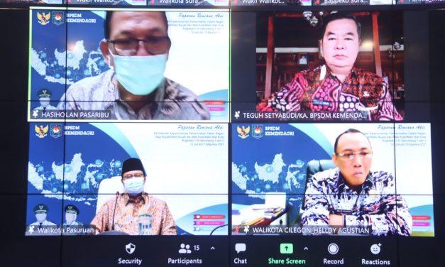 Peningkatan pelayanan Publik, Gus Ipul Memaparkan Rencana aksi ASN Pemkot Pasuruan